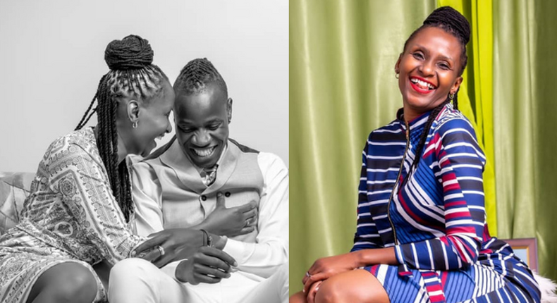 Guardian Angel and his Wife Esther Musila