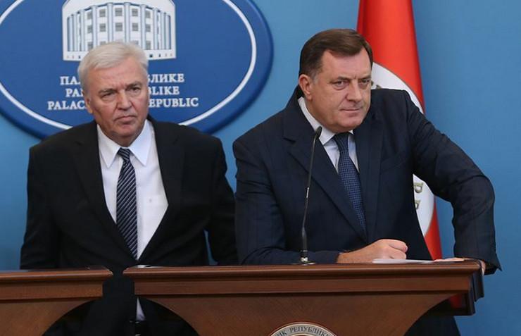 Marko Pavic Milorad Dodik
