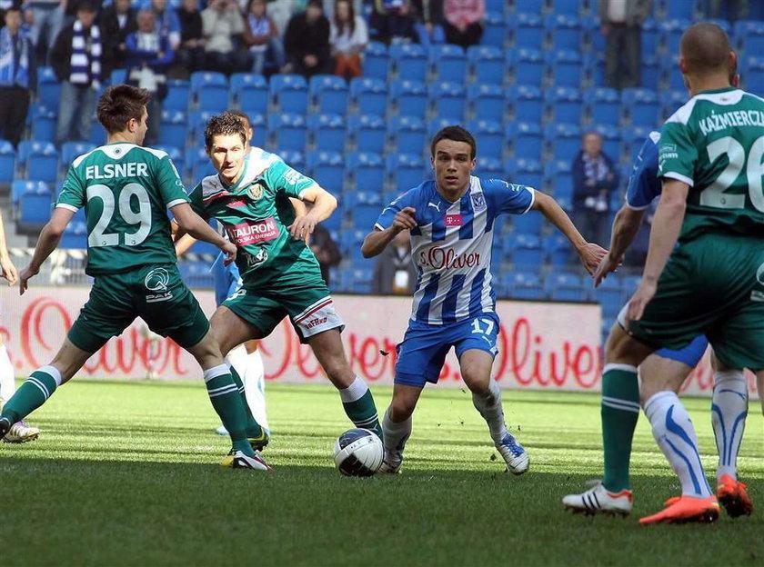 Lech Poznań vs. Śląsk Wrocław