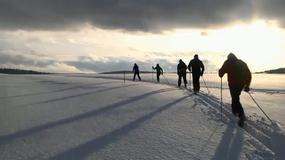 Zimowa Jazda - Na biegówki w Beskid Niski!