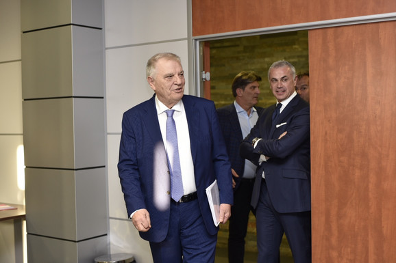 Tomislav Karadžić i Zvezdan Terzić