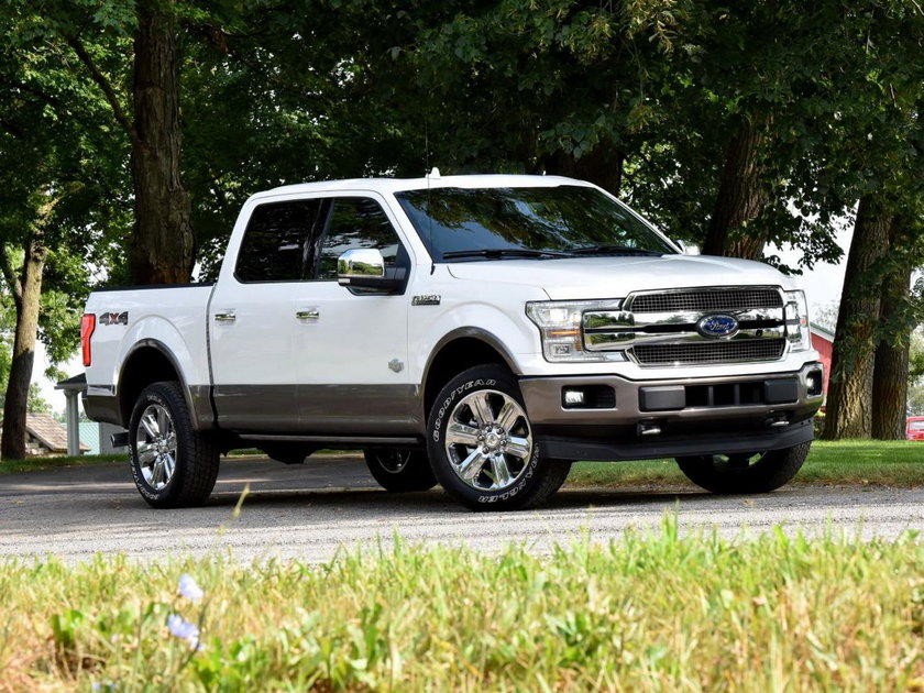 10. Ford F-150