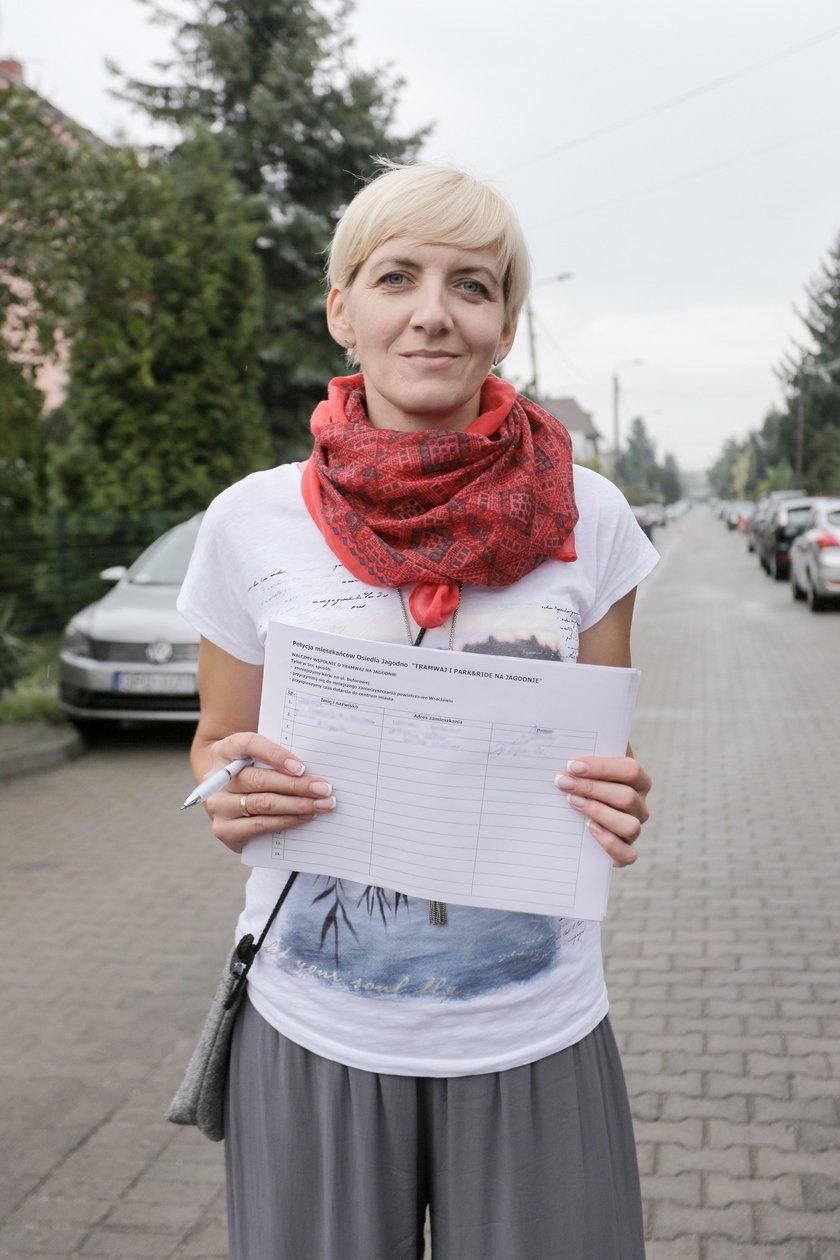 Agnieszka Frankowska z Jagodna