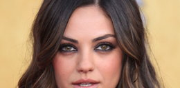 Mila Kunis twierdzi, że nie jest atrakcyjna