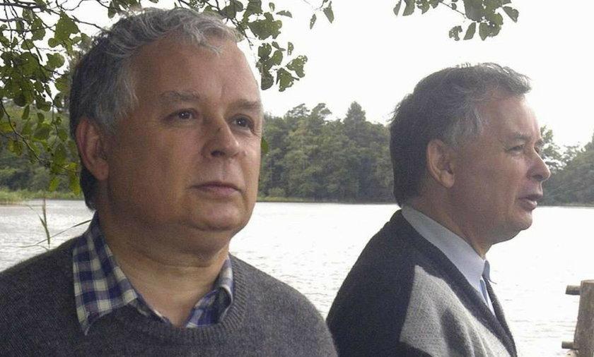 Kaczyński ujawnia ostatnie słowa usłyszane od brata