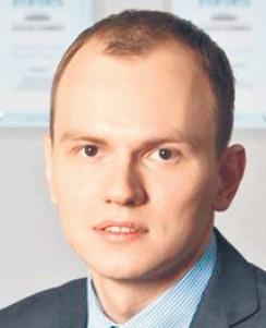 Robert Stępień radca prawny, starszy prawnik/senior associate w kancelarii Raczkowski Paruch