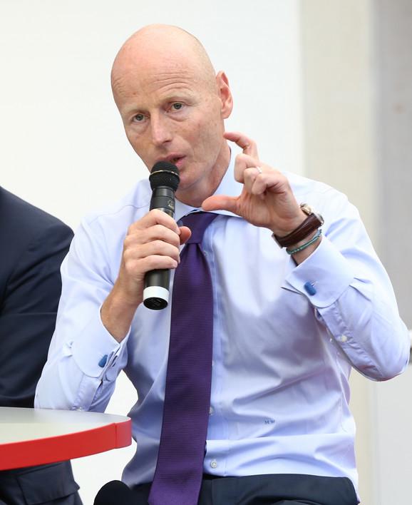 Mark Valder, CEO Ringier AG