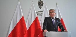 Oburzające słowa marszałka PiS o Polakach