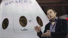Kapsuła SpaceX Dragon nie wyląduje na Marsie