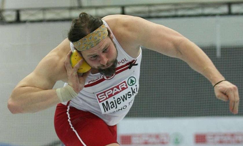 Majewski pobił rekord Polski