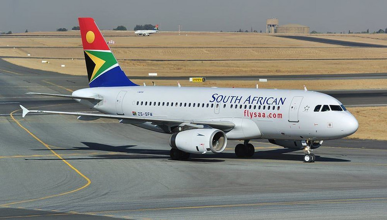 South African Airways.