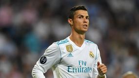 Imponująca klata Cristiano Ronaldo