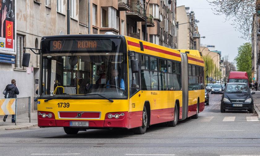 Z siekierą w autobusie - jest wniosek o areszt