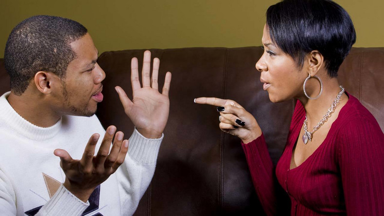 If you can't go for long without heated arguments with them... that should be your cue to work it out [Credit: Shutterstock]