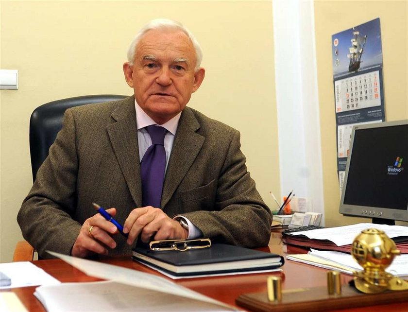 Leszek Miller nowym szefem SLD