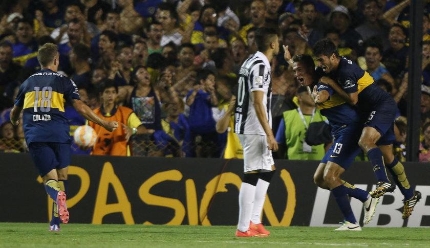 Pablo Osvaldo zorganizował orgię z prostytutkami! Seksafera w Boca Juniors!