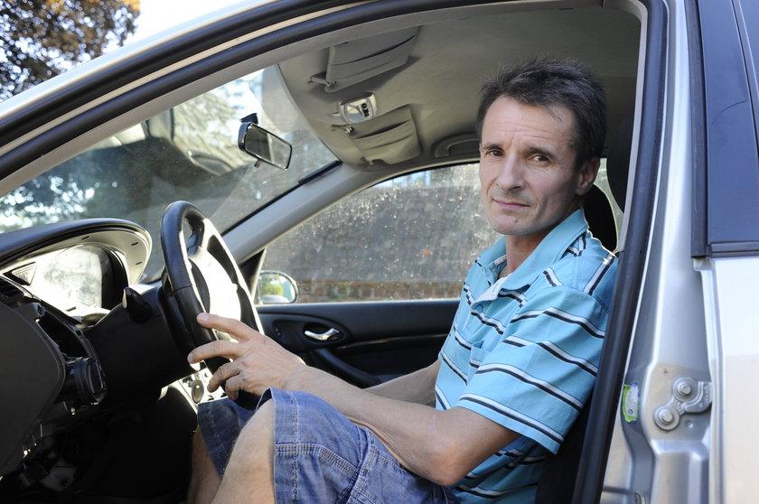 Jarosław Dobrowolski (43 l.), kierowca z Wrocławia