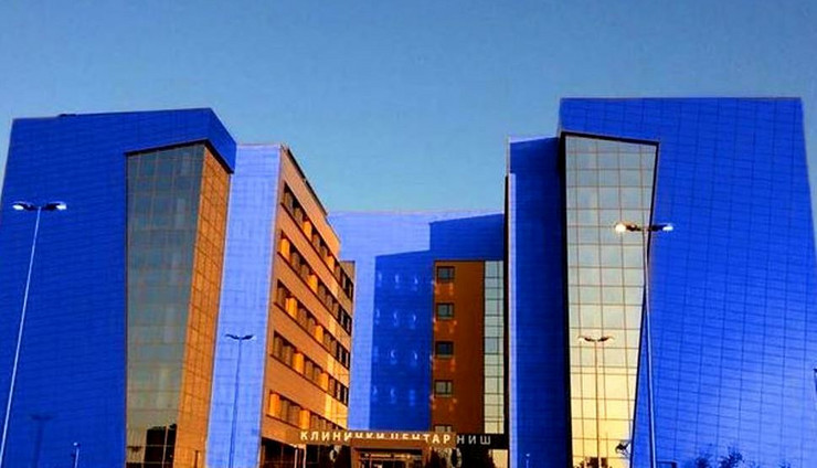Nova zgrada KC Niš, plavo, autizam
