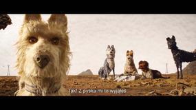 """""""Wyspa psów"""": polski zwiastun"""
