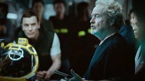 "Michael Fassbender w podwójnej roli w ""Alien: Covenant"""