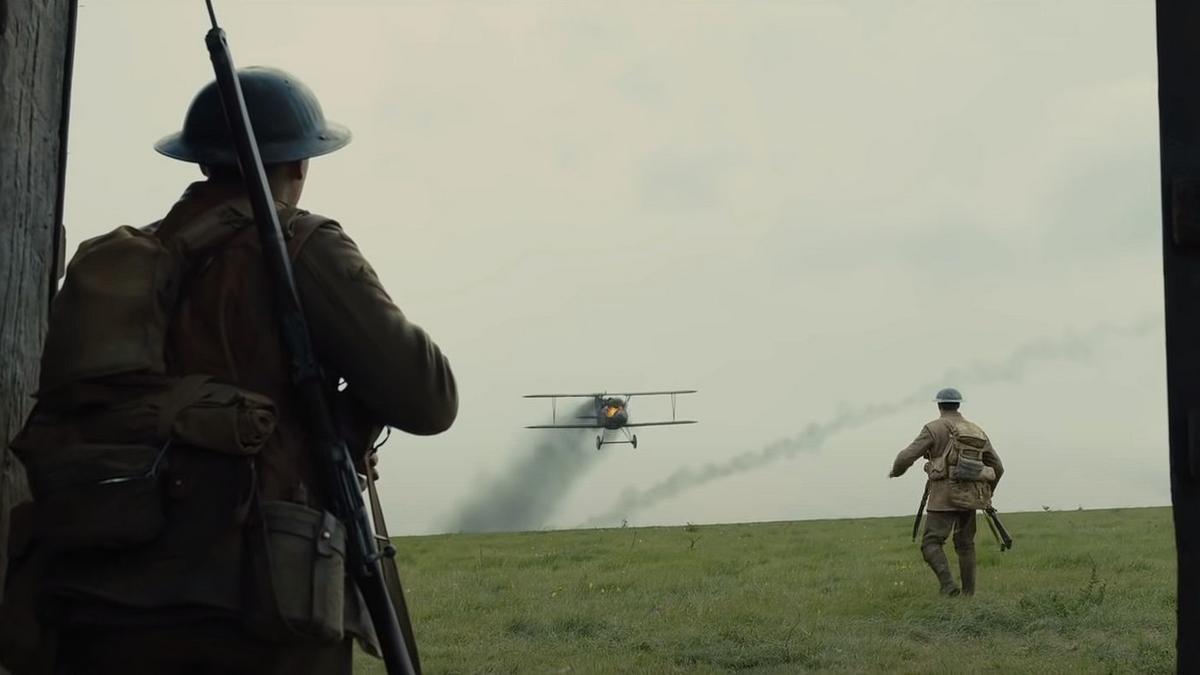 Első világháborús film tarol éppen a Netflixen – 5 dolog, amit Ön sem tudott az 1917-ről