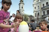 Uskrs, deca, jaja, Jevremova