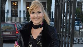 Katarzyna Skrzynecka na premierze książki. Zaliczyła kolejną wpadkę modową?