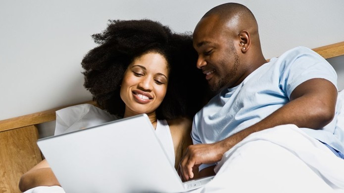 If partners enjoy watching porn together, or if their sex improves directly as a result of this, would the effect of porn on that relationship be seen as negative [Credit: BBQ Party Girl]