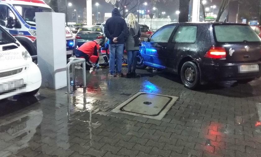 Przejechał dziecko na parkingu Manufaktury w Łodzi. Chłopiec ze złamaną nogą przeszedł operację w szpitalu Centrum Kliniczno-Dydaktycznego w Łodzi.