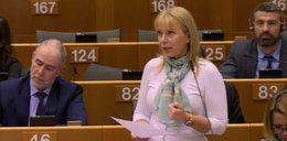 Bieńkowska klnie w europarlamencie! Pech, znowu ją nagrali