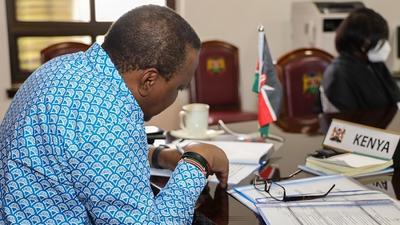 Uhuru's blunder during radio interview gets Tanga Tanga MPs talking
