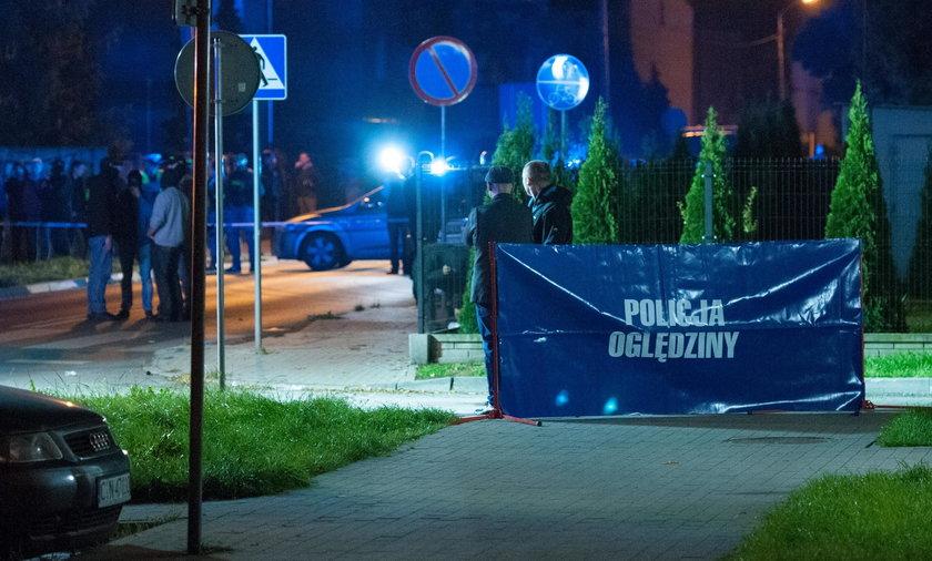 Strzelanina w Inowrocławiu