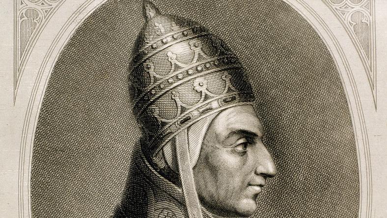 Papież Pius II, fot. Album / Prisma/EAST NEWS