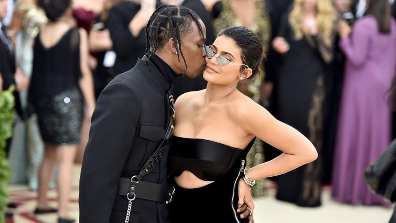 Travis Scott reportedly cancelled a show in New York in order to deal with a misunderstanding with girlfriend, Kyle Jenner. [Harper's Bazaar]