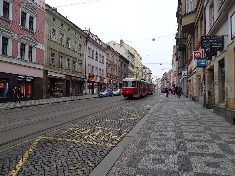 (ex aequo) 15. Holesovice, Praga, Czechy