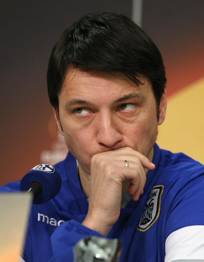 Skandal na meczu w Grecji