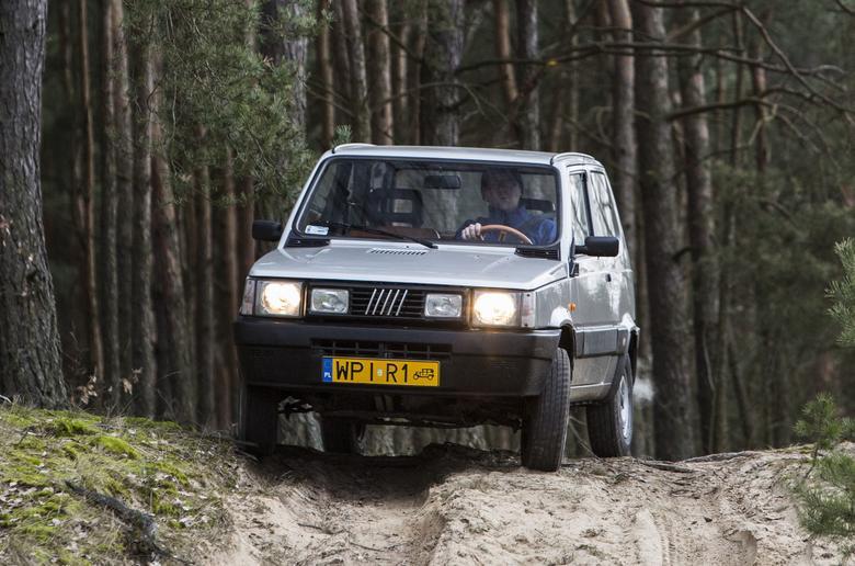 Giugiaro oprócz Pandy zaprojektował także przełomowego VW Golfa I, ale w wywiadach podkreśla zawsze, że to Panda jest jego najlepszym i ulubionym projektem – najwyraźniej Niemcy dali mu popalić w czasie prac nad Golfem...