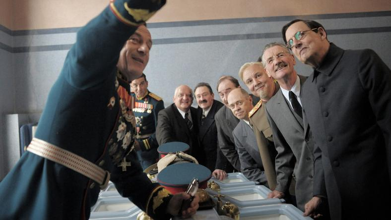 """The Death of Stalin"": kadr z filmu"