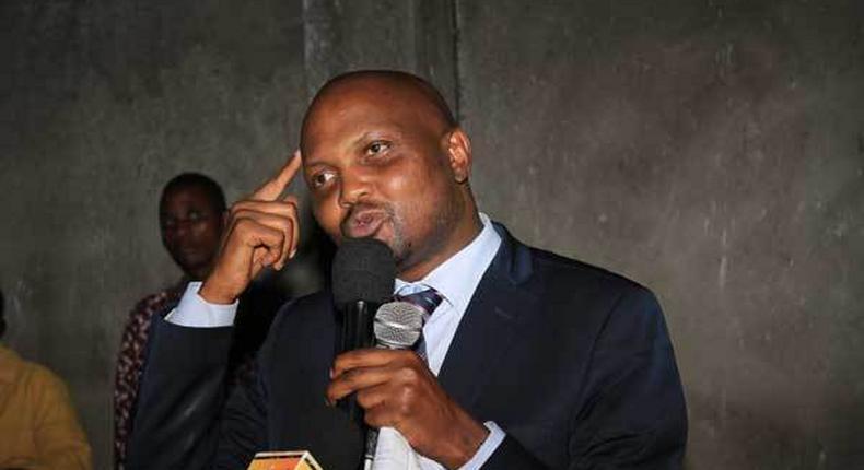 You are lying to yourself - Gatundu South MP Moses Kuria's daring message to President Uhuru Kenyatta