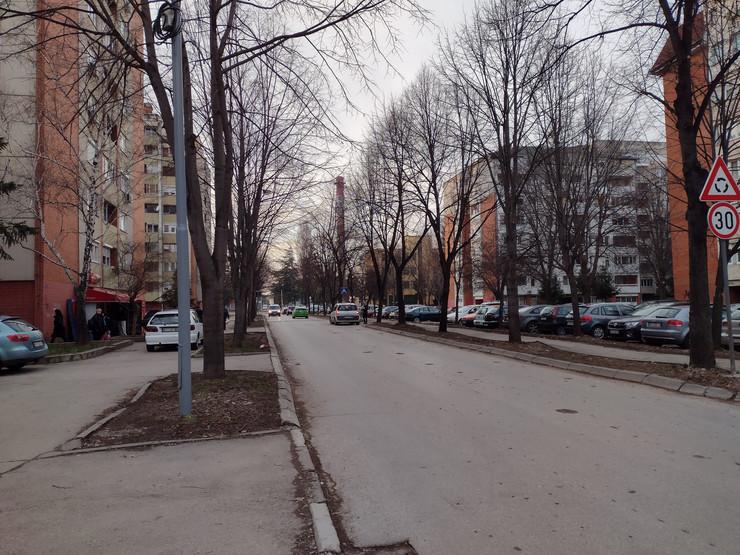 Ulica Branka Krsmanovića Niš nestao jovan Veselinović