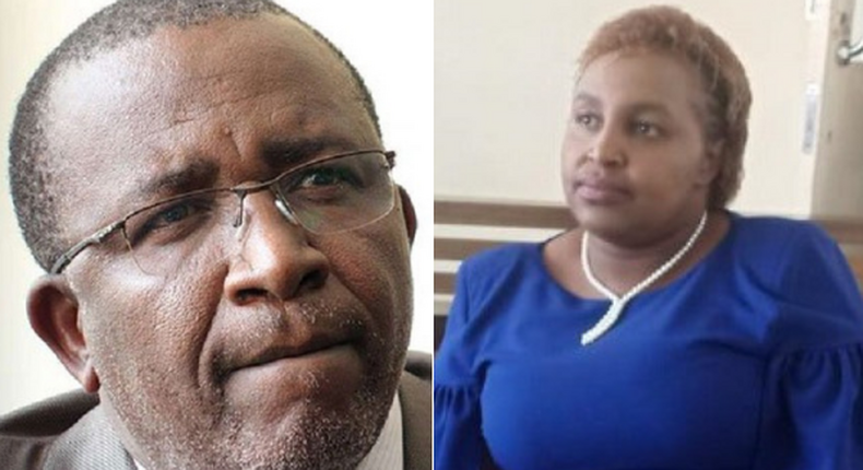 Marianne Kitany asks to stop divorce proceedings following death of her father-in-law, Meru Senator Mithika Linturi's father