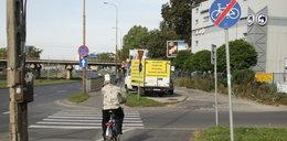 Chcemy normalnych dróg rowerowych