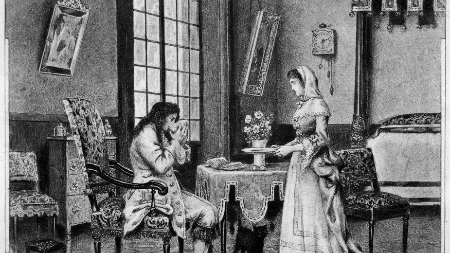 Jedną z ofiar Markizy de Brinvilliers był jej własny ojciec