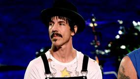 Anthony Kiedis zdradza, co robi przed wejściem na scenę