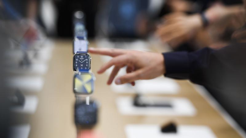 Életeket is ment az Apple Watch funkciója/ Fotó: Northfoto