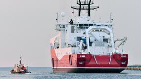 Najdroższy statek w historii polskiego przemysłu okrętowego