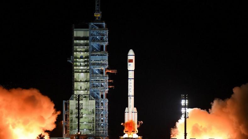 Start Tiangong-2
