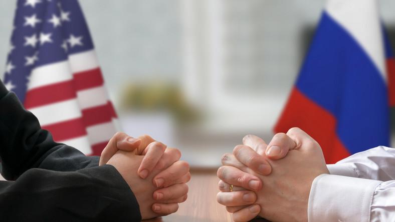 Rosja USA