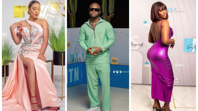2021 4Syte TV Music Video Awards: 6 best-dressed celebrity fashion styles we saw