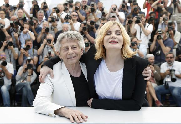 Roman Polanski i Emanuel Senje